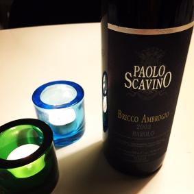 5. Paolo Scavino Bricco Ambrogio 2003 Barolo