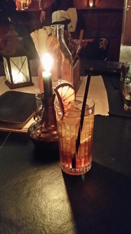 Gin & House Tonic