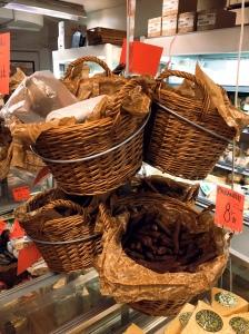 Sausage baskets