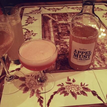 Drinks at Tweed