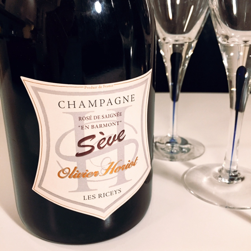 Wine Review: Champagne Oliver HoriotSeve