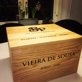 Beautiful box from Viera de Sousa