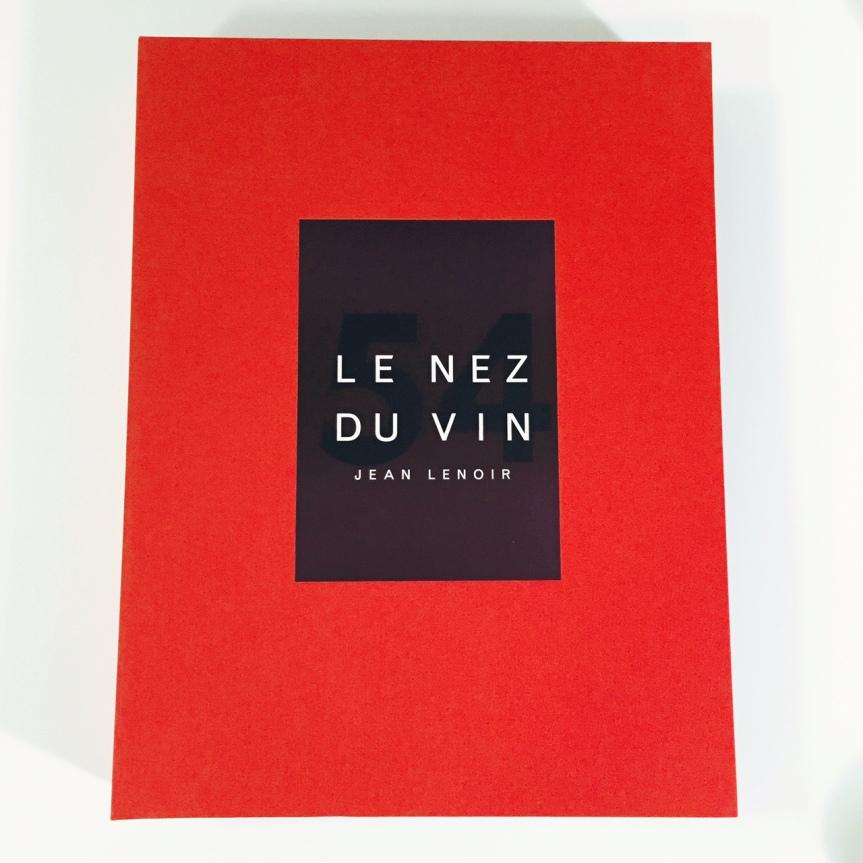 Training the nose – Le Nez duVin