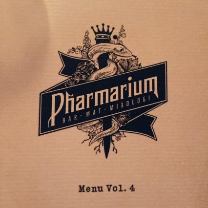 Saturday Restaurant Pharmarium