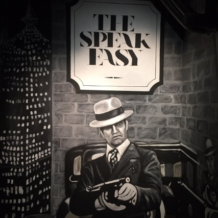The Speakeasy at Hotel Muse