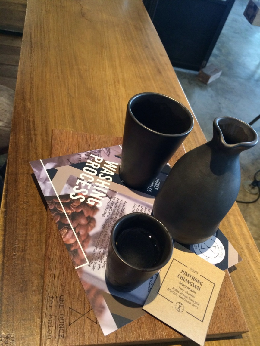 Coffee Bar review: One Ounce for Onion(Bangkok)