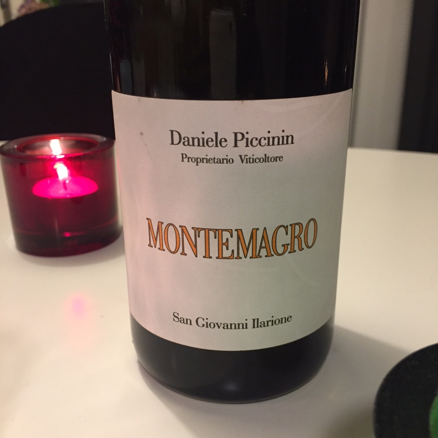 Wine Review: Daniele Piccinin Montemagro 2010