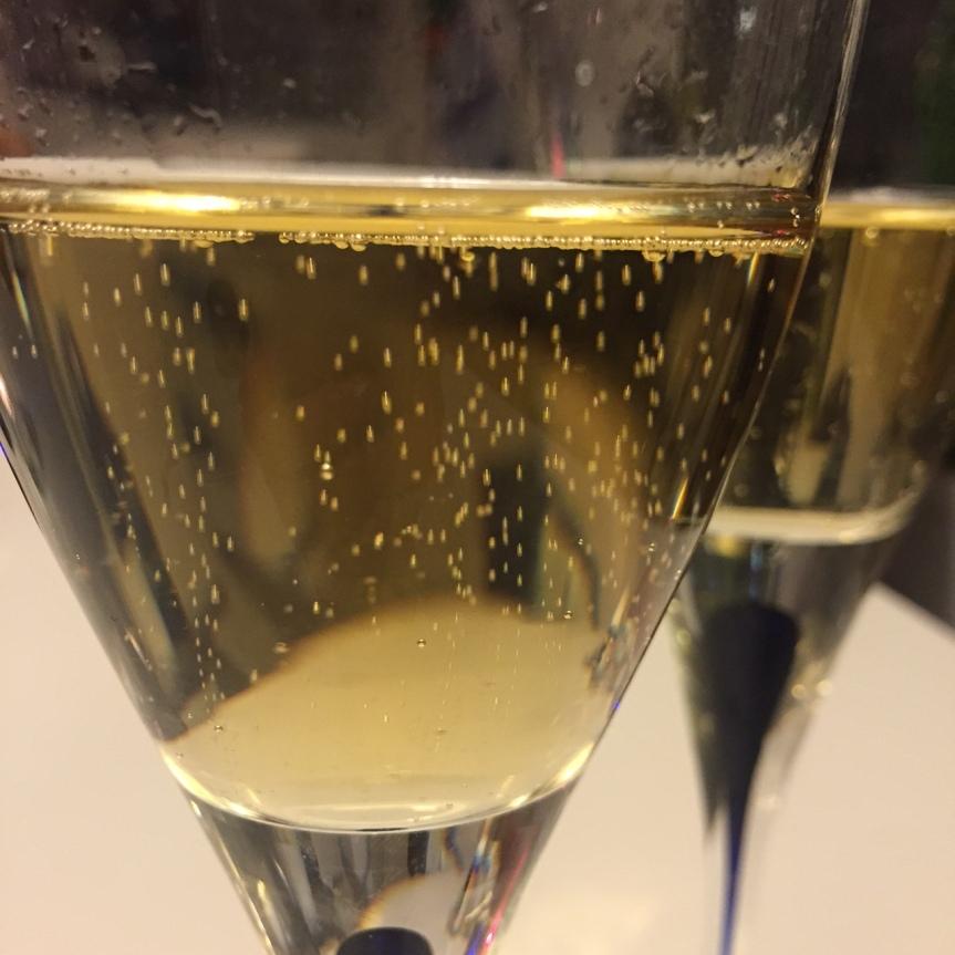 Wine review: Chandon Brut(Australia)