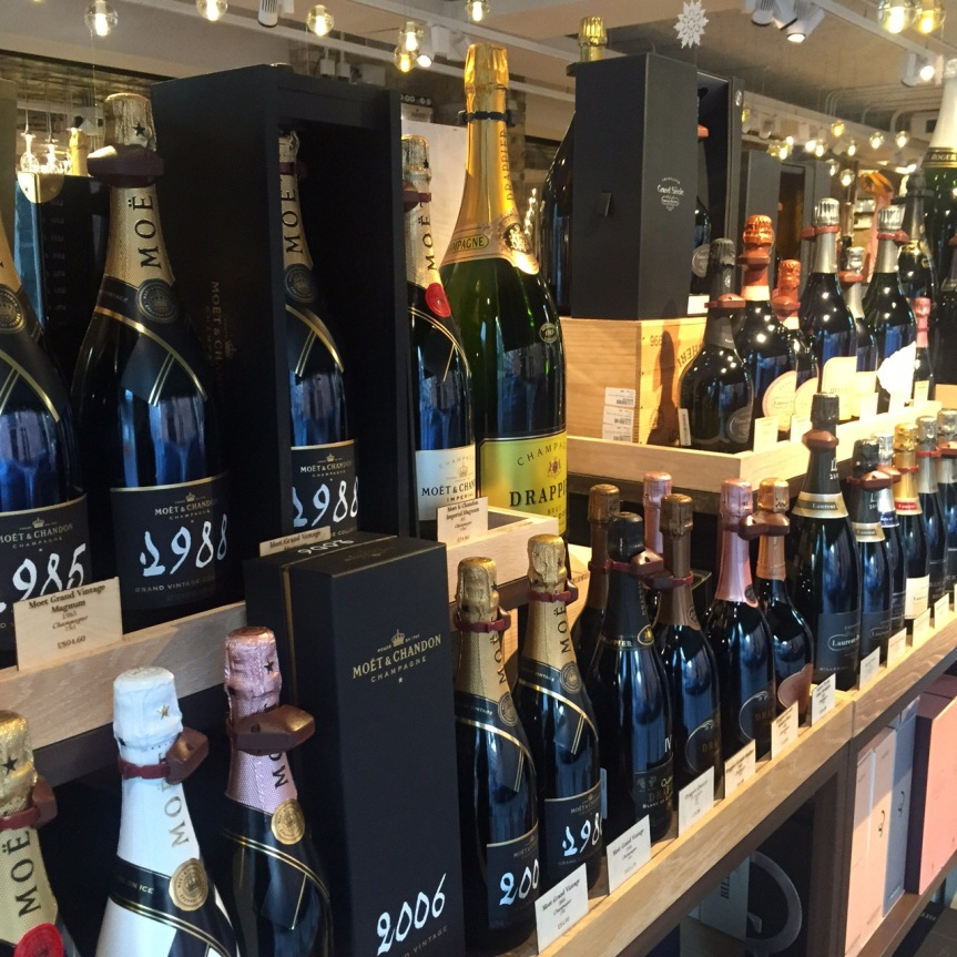 Like a Kid in a Candy Store – Hedonism Wines London