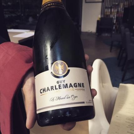 Charlemagne at Verre