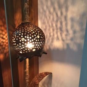 Mood lighting for cava