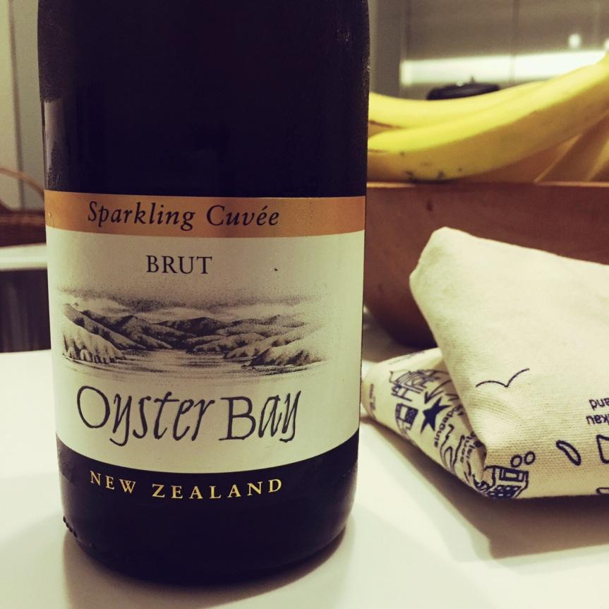 Wine Review: Oyster Bay Brut SparklingCuvée