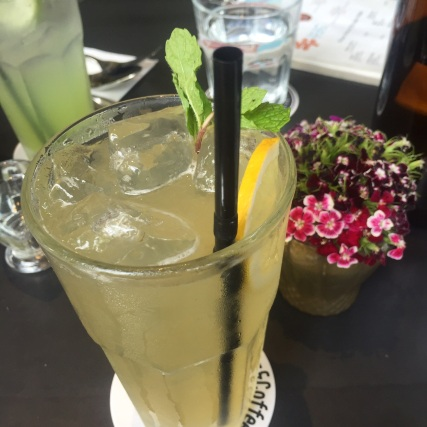Lemonade at Acme