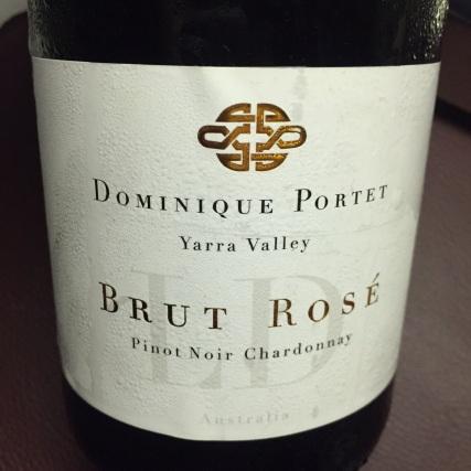 Dominique Portet Brut Rose