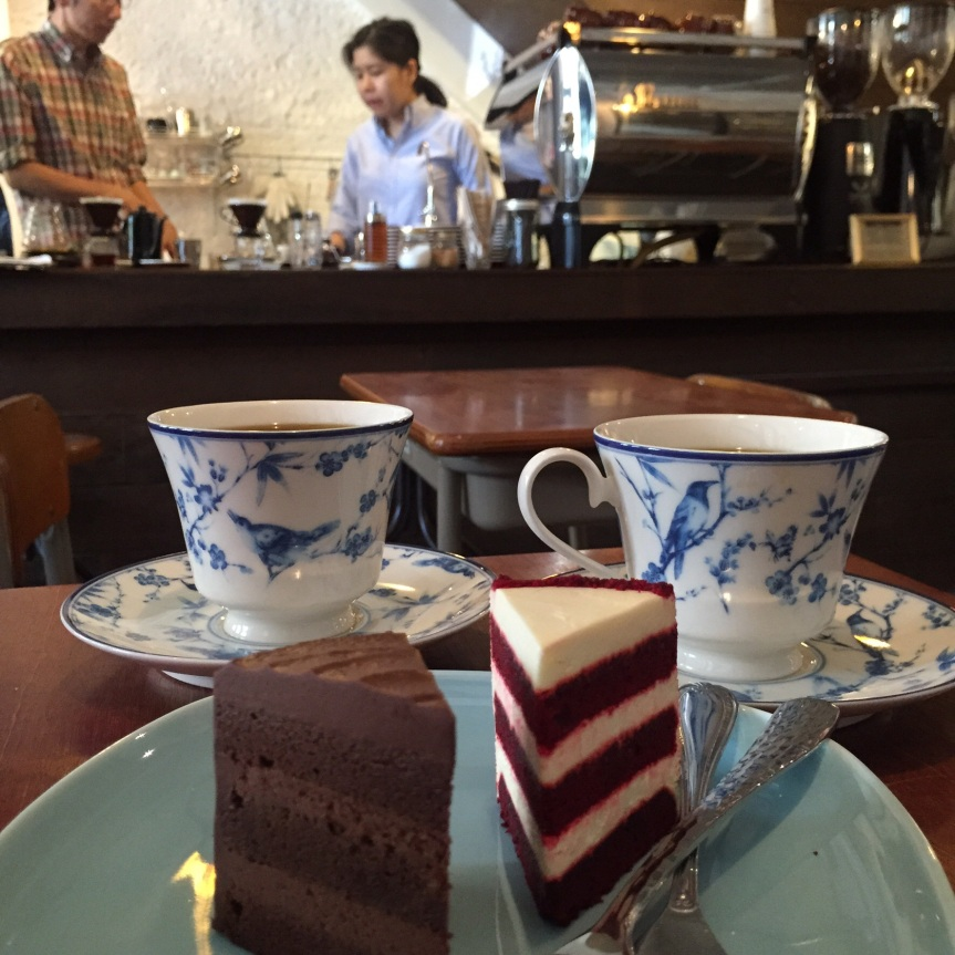 Coffee bar review: Ink & Lion(Bangkok)
