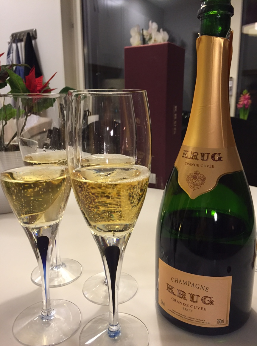How to Spend it: Krug Grande Cuvée Brut