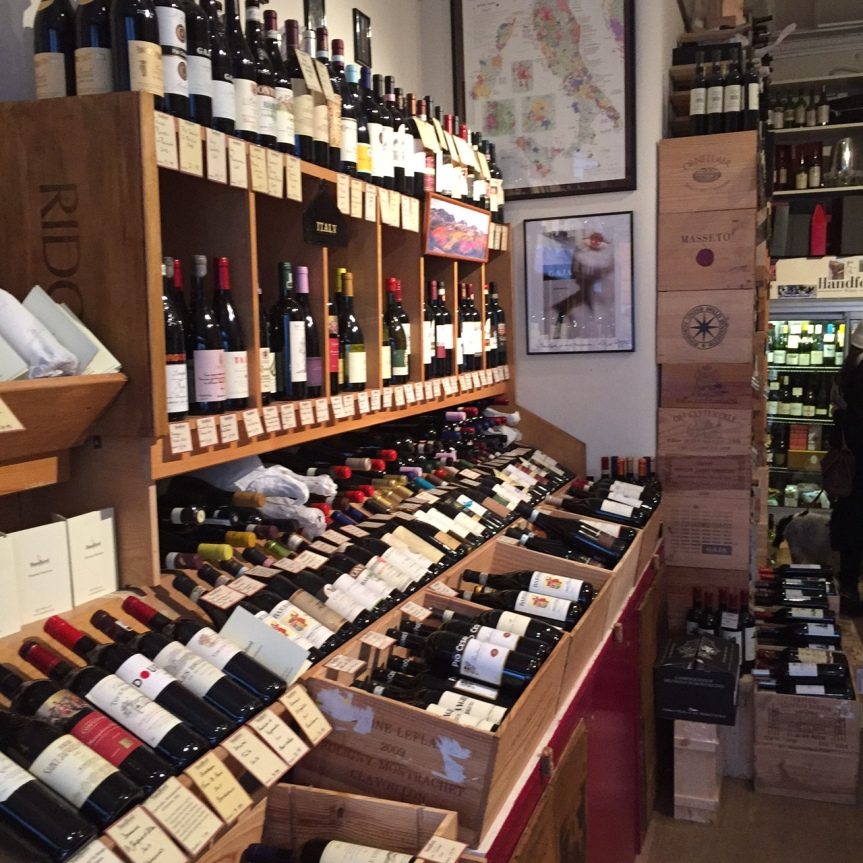 A Taste of South Africa at Handford Wines(London)
