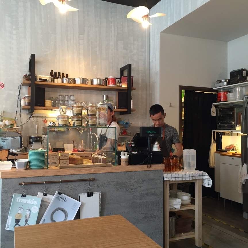 Coffee Bar Review: Assembly Coffee, Singapore