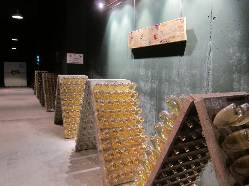 Visiting the Vineyards ofVilarnau
