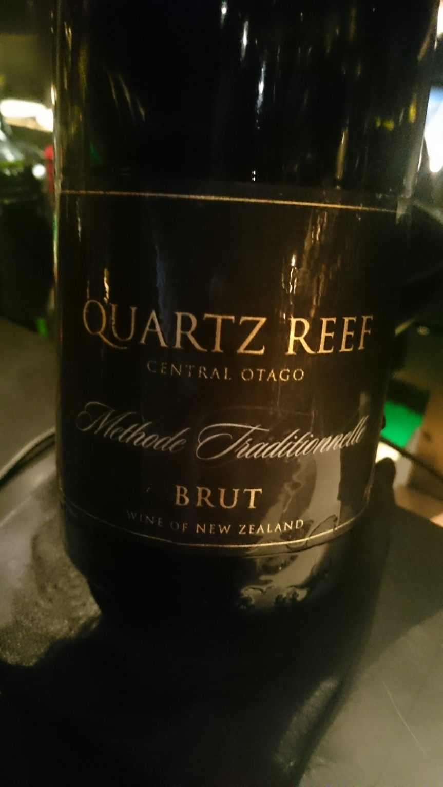 Wine Review: Quartz Reef Chauvet Method Traditionelle