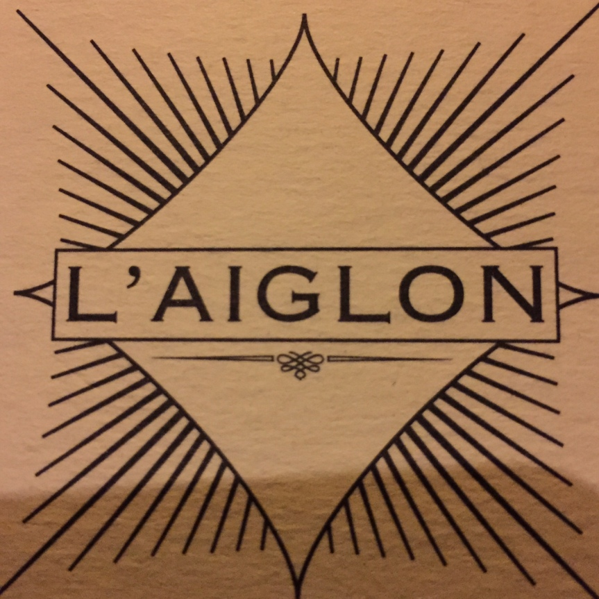 Artisan cocktails at the French inspired L'Aiglon