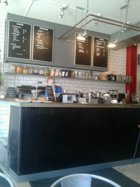 Coffee Bar Review: Mean Coffee, Stockholm