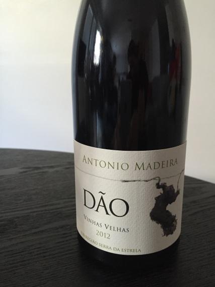 Antonio Madeira Red Vinhas Velhas