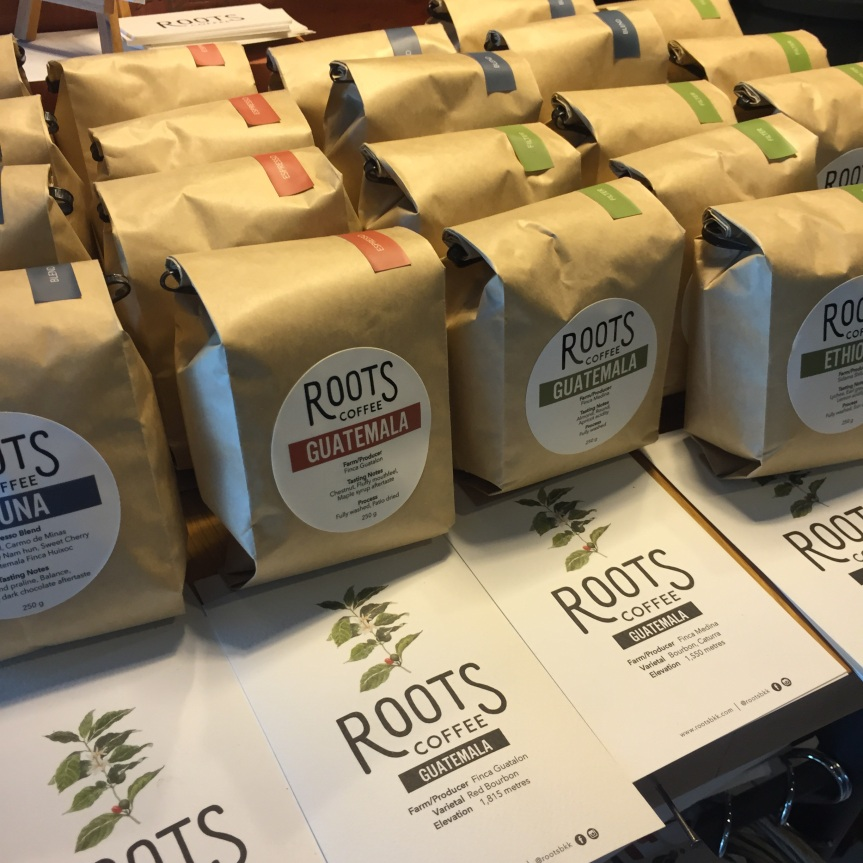 Coffee Bar Review: Roots Coffee Roaster, Bangkok