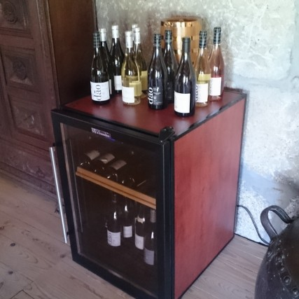 Mine wine fridge