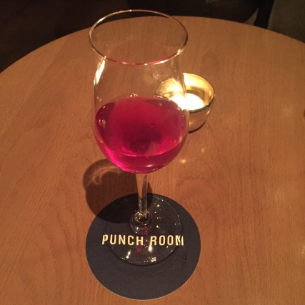 Welcome punch
