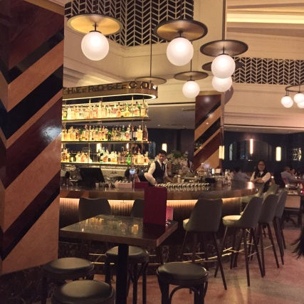 Art Deco space