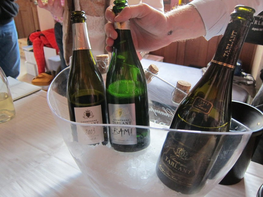 Tarlant wines