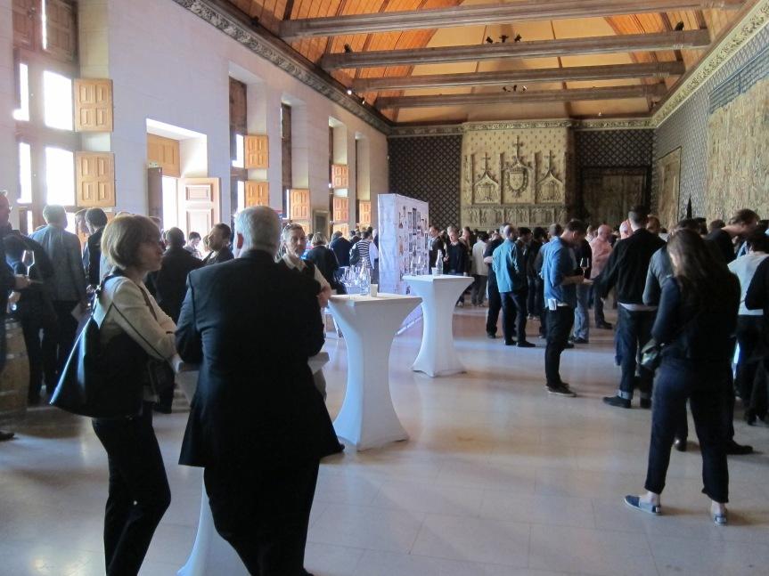 Inside Palais du Tau