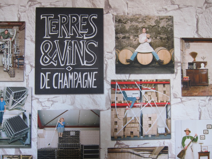 Our day at Terres et Vins de Champagne