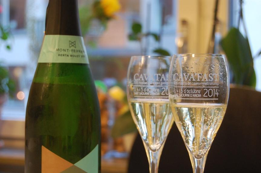 Wine Review: Mont-Ferrant Berta Bouzy Cava Extra Brut2010