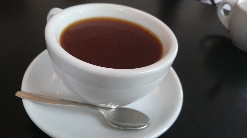 Coffee Bar Review: Kahvila Sävy(Helsinki)