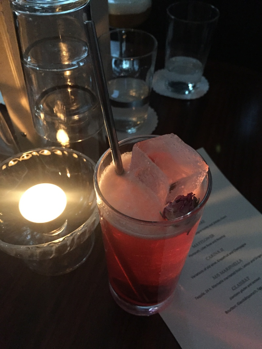 Cocktails and Ships at Bottles Pop-Up Bar,Stockholm