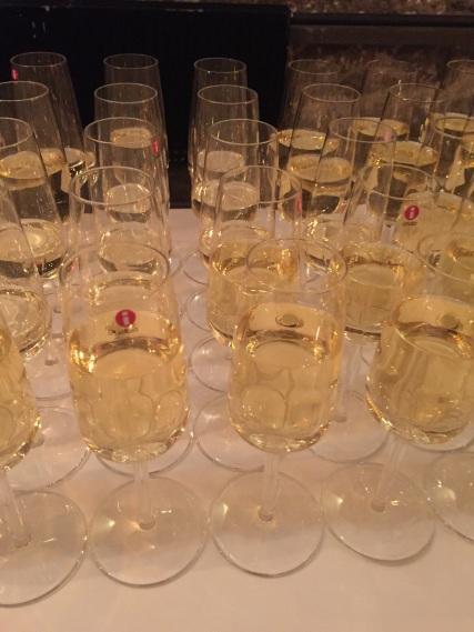 Proper glasses for the aperitif