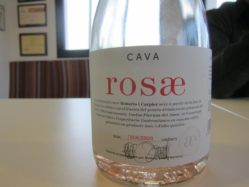 The Rosae cava