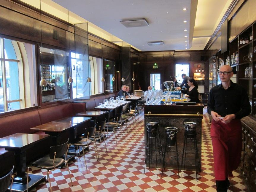 Restaurant Carelia Helsinki