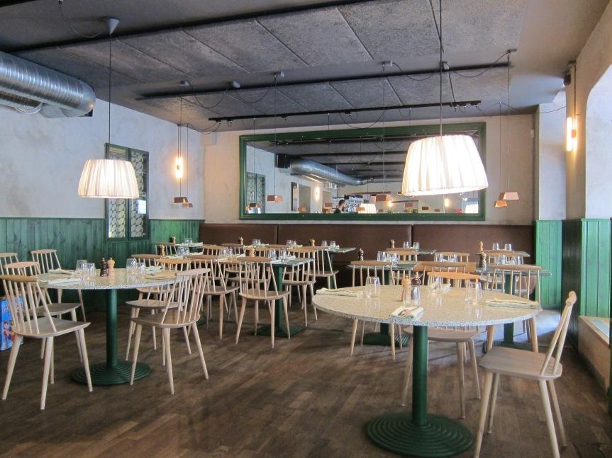 Cafe Proviant interior