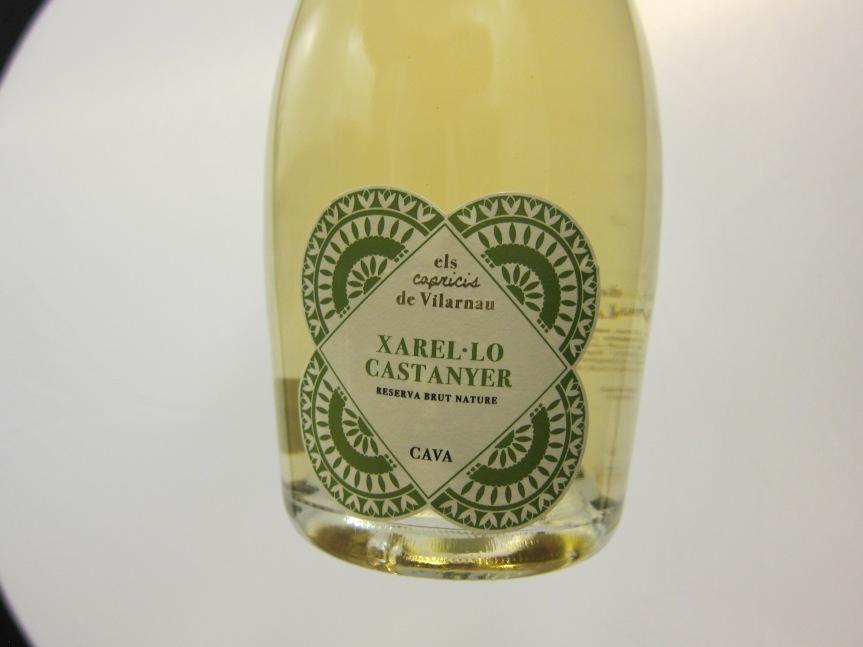 Wine Review: Vilarnau Xarel.lo Castanyer Reserva Brut NatureCava