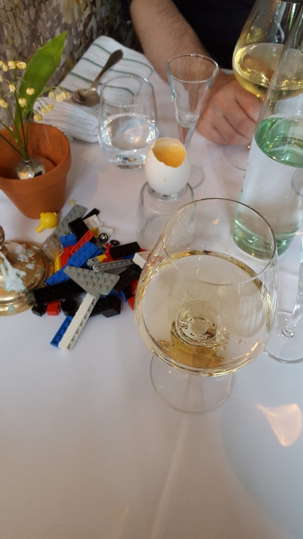 Legos and Cremant de Loire