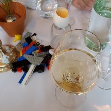 Legos and Cremant de Loire