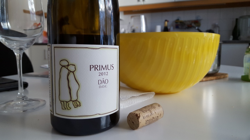 Wine Review: Quinta da Pellada Primus2012