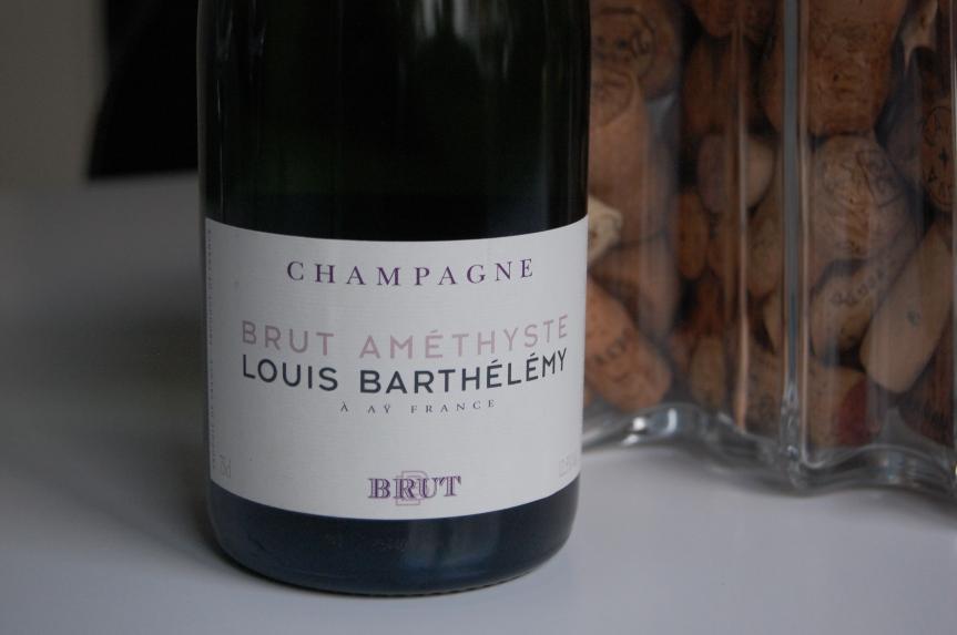 Louis Barthelemy Brut AMethyste