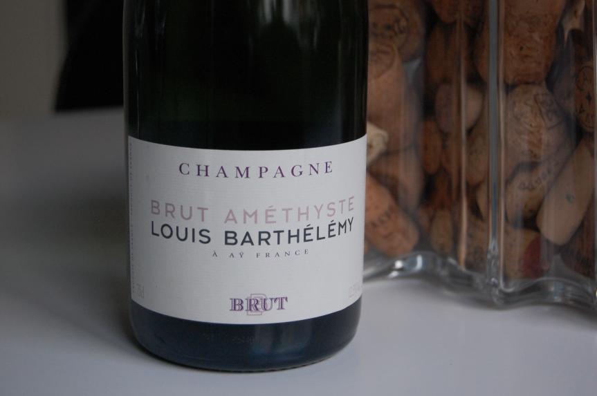 Wine Review: Louis Barthélémy Brut AmethysteChampagne