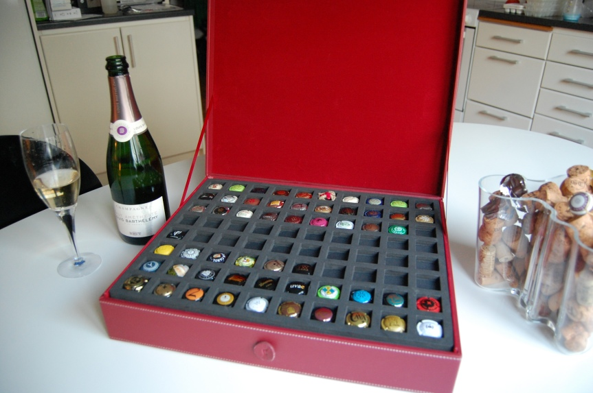 The box of Bubbly Memories