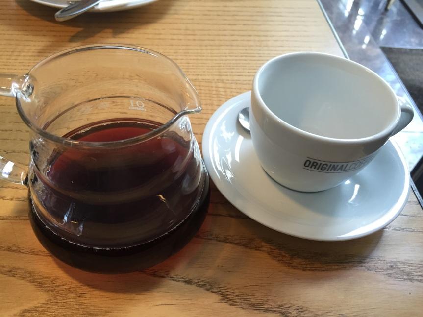 Original Coffee, Copenhagen – good alternative to other chains