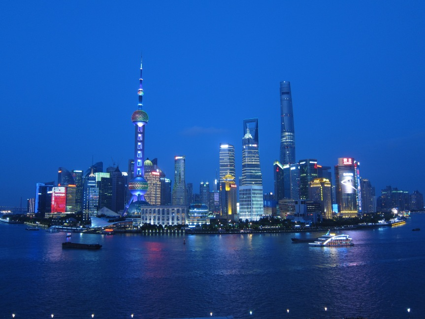 Five Things You Should Know About Shanghai and Wine